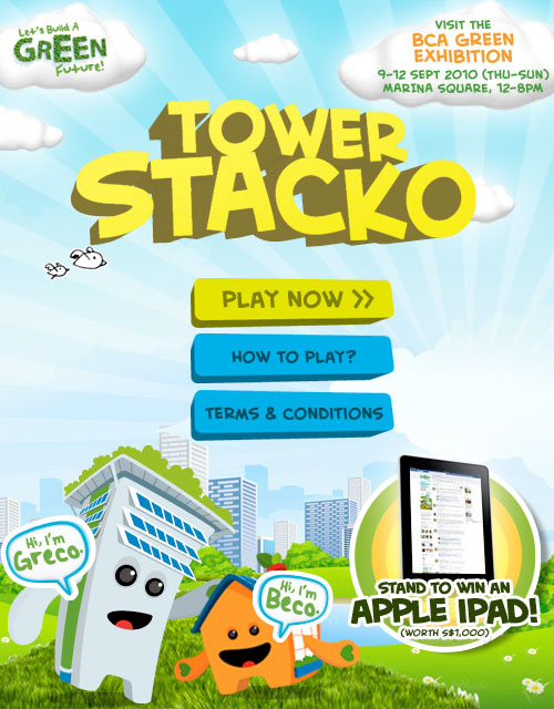 BCA Tower Stacko